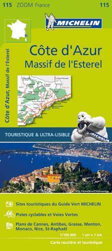 Côte d'Azur, Massif de l'Esterel