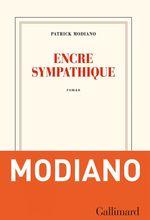 Vente Livre Numérique : Encre sympathique  - Patrick Modiano
