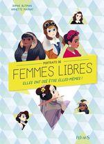 Vente EBooks : Portraits de femmes libres  - Sophie Blitman