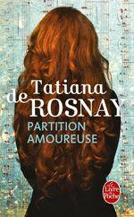 Vente Livre Numérique : Partition amoureuse  - Tatiana de Rosnay