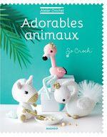 Vente Livre Numérique : Adorables animaux  - Marie Clesse
