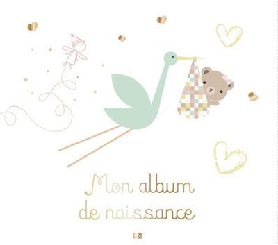 Mon album de naissance ; fille