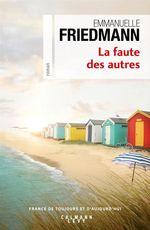 Vente Livre Numérique : La Faute des autres  - Emmanuelle Friedmann
