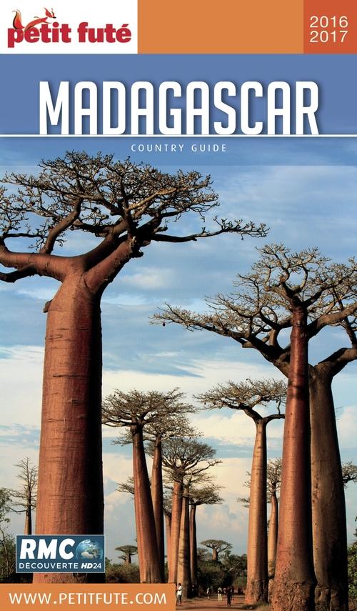 Madagascar 2016/2017 Petit Futé