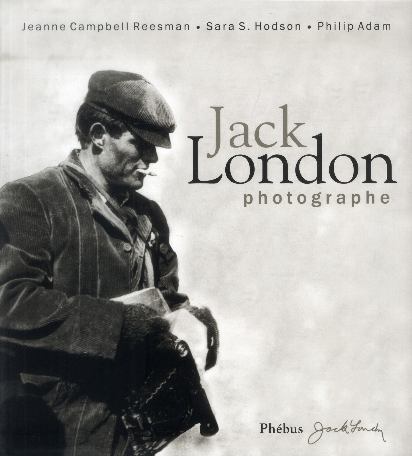 Jack london, photographe
