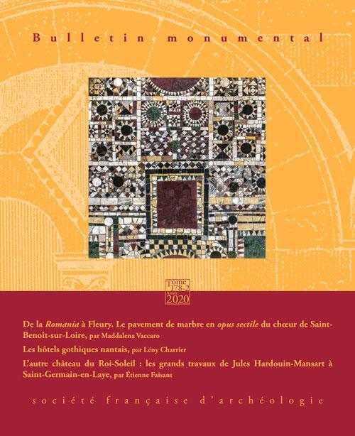 Bulletin monumental n.178/2