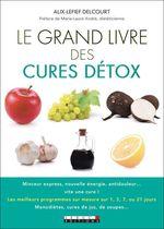 Vente Livre Numérique : Le Grand Livre des cures détox  - Alix Lefief-Delcourt