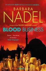 Blood Business (Ikmen Mystery 22)  - Barbara Nadel