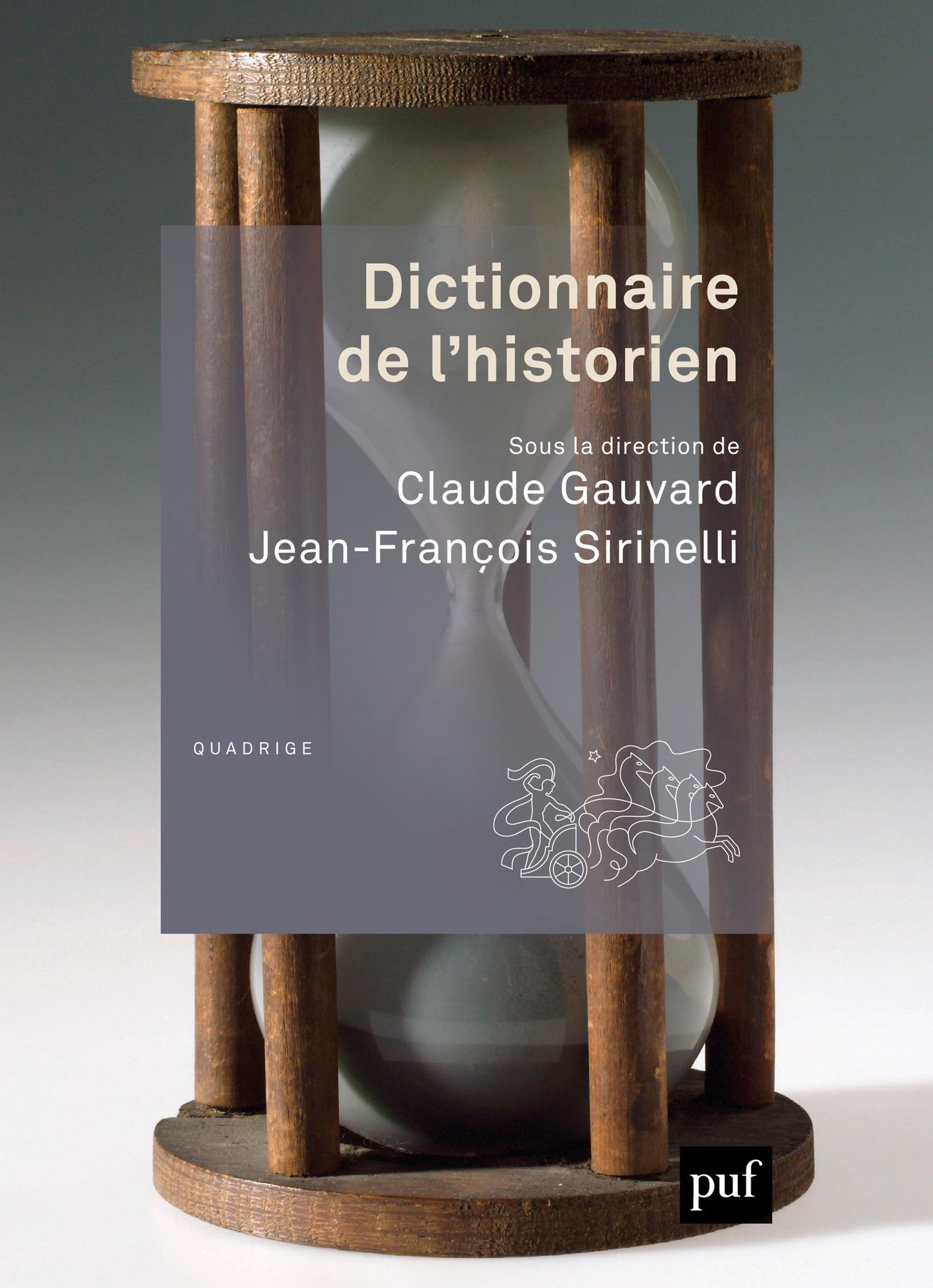 Dictionnaire de l'historien