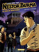 Couverture de Nestor Burma - T13 - Les Rats De Montsouris