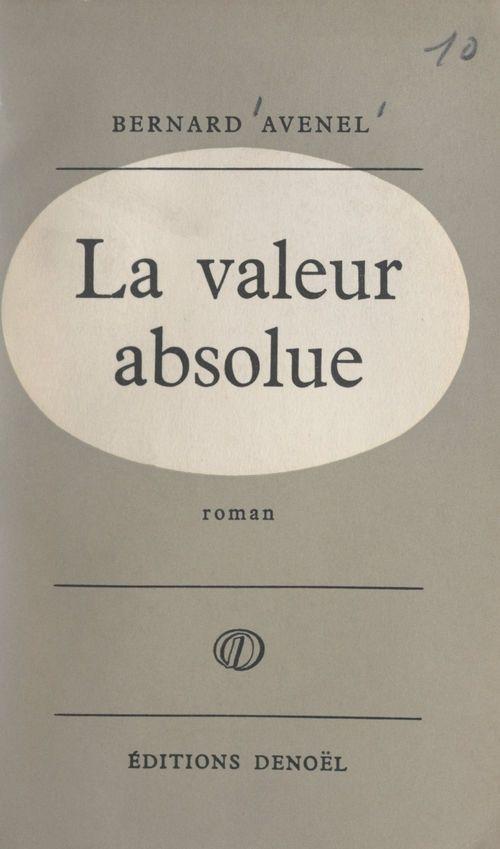 La valeur absolue
