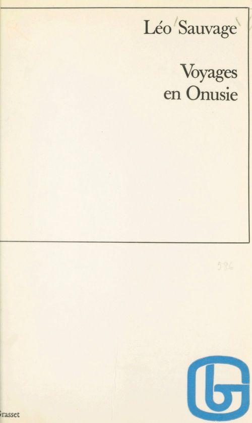 Voyages en Onusie