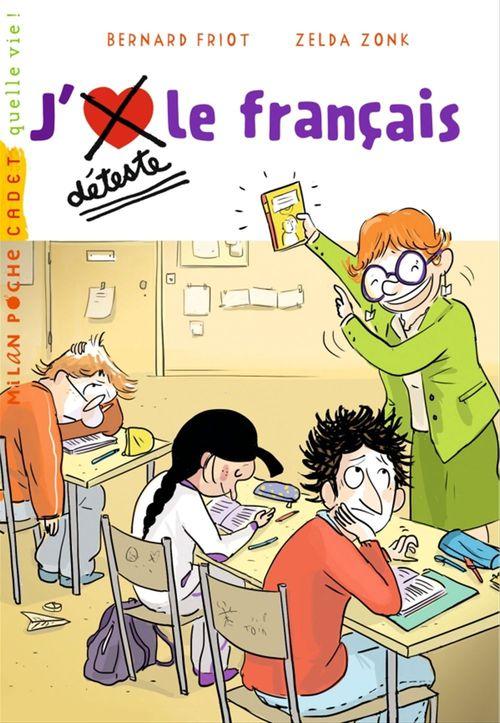 J'déteste le français