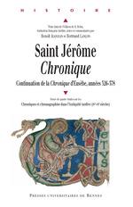 Saint Jérôme, Chronique  - Bertrand LANÇON - Benoît Jeanjean