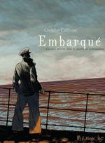 Vente EBooks : Embarqué. Carnets marins dans le jardin du commandant  - Christian Cailleaux