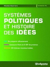 Histoire Des Systemes Et Idees Politiques