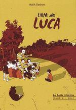 Couverture de L'Ete De Luca