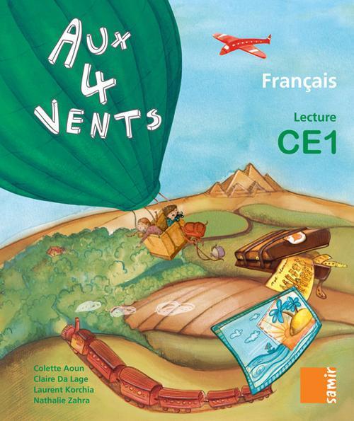 Aux 4 Vents; Ce1 ; Livre De L'Eleve