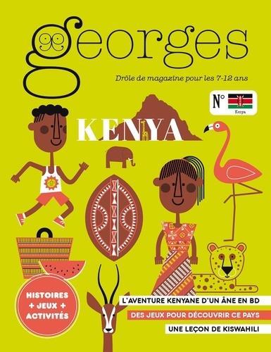 Magazine georges n.46 ; kenya