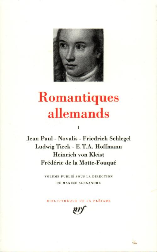 Romantiques allemands t.1
