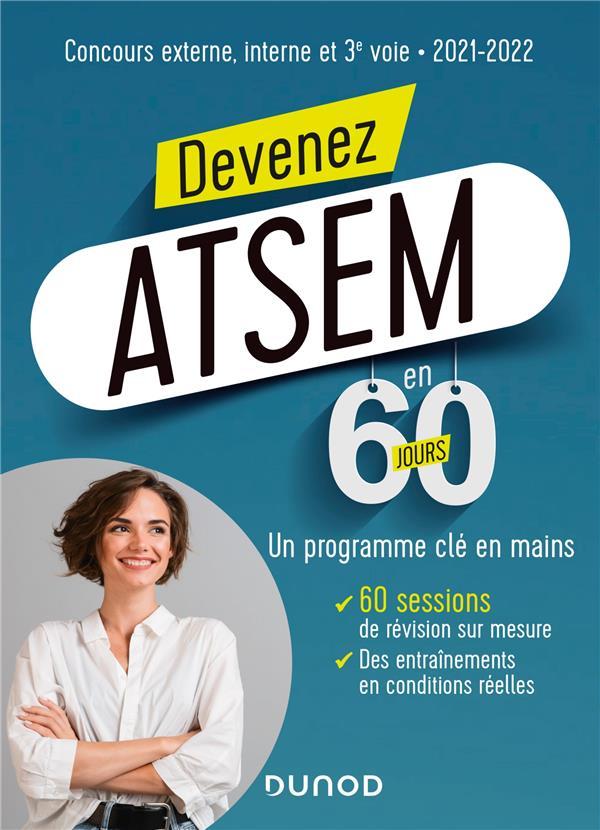 devenez ATSEM en 60 jours (édition 2021/2022)