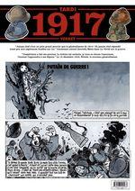 Journal de guerre t.4 ; 1917  - Jacques Tardi - Jean-Pierre Verney - Tardi
