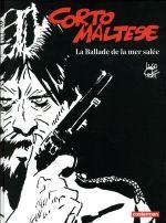 Couverture de Corto Maltese - La Ballade De La Mer Salee