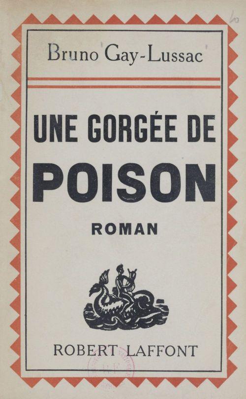Une gorgée de poison