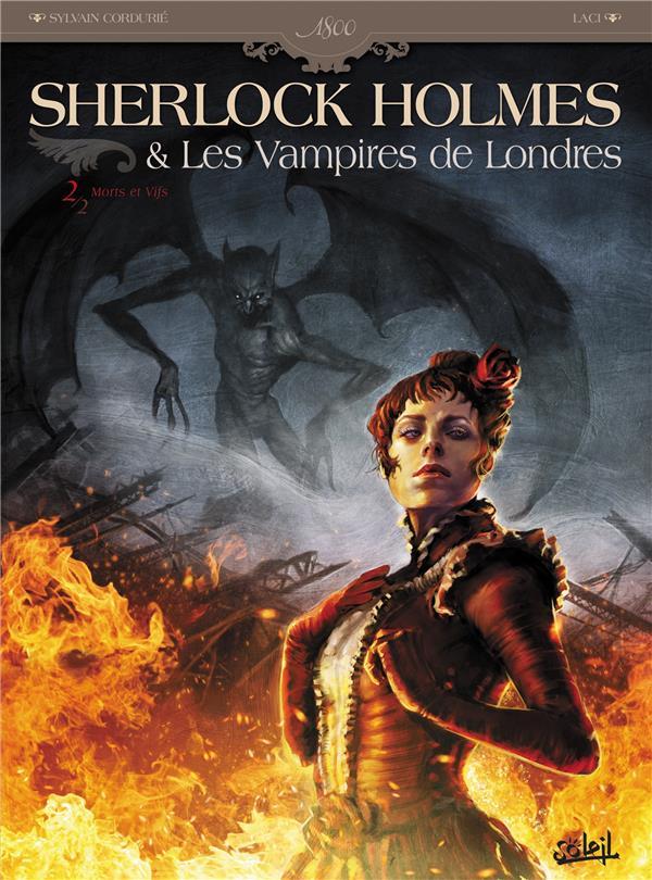 Sherlock Holmes et les vampires de Londres t.2
