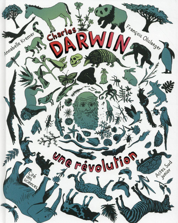 Charles Darwin, une révolution