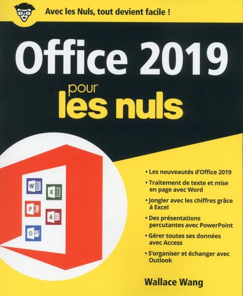 Office 2019 pour les nuls (édition 2018)