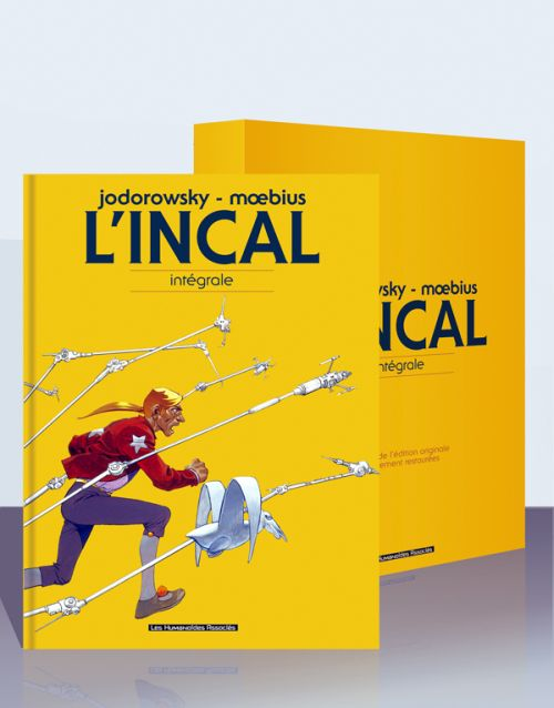 L'Incal ; Integrale