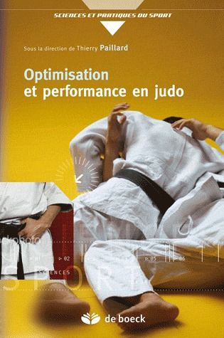 Optimisation Et Performance En Judo.
