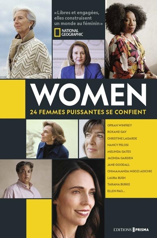 Women ; 24 femmes puissantes se confient