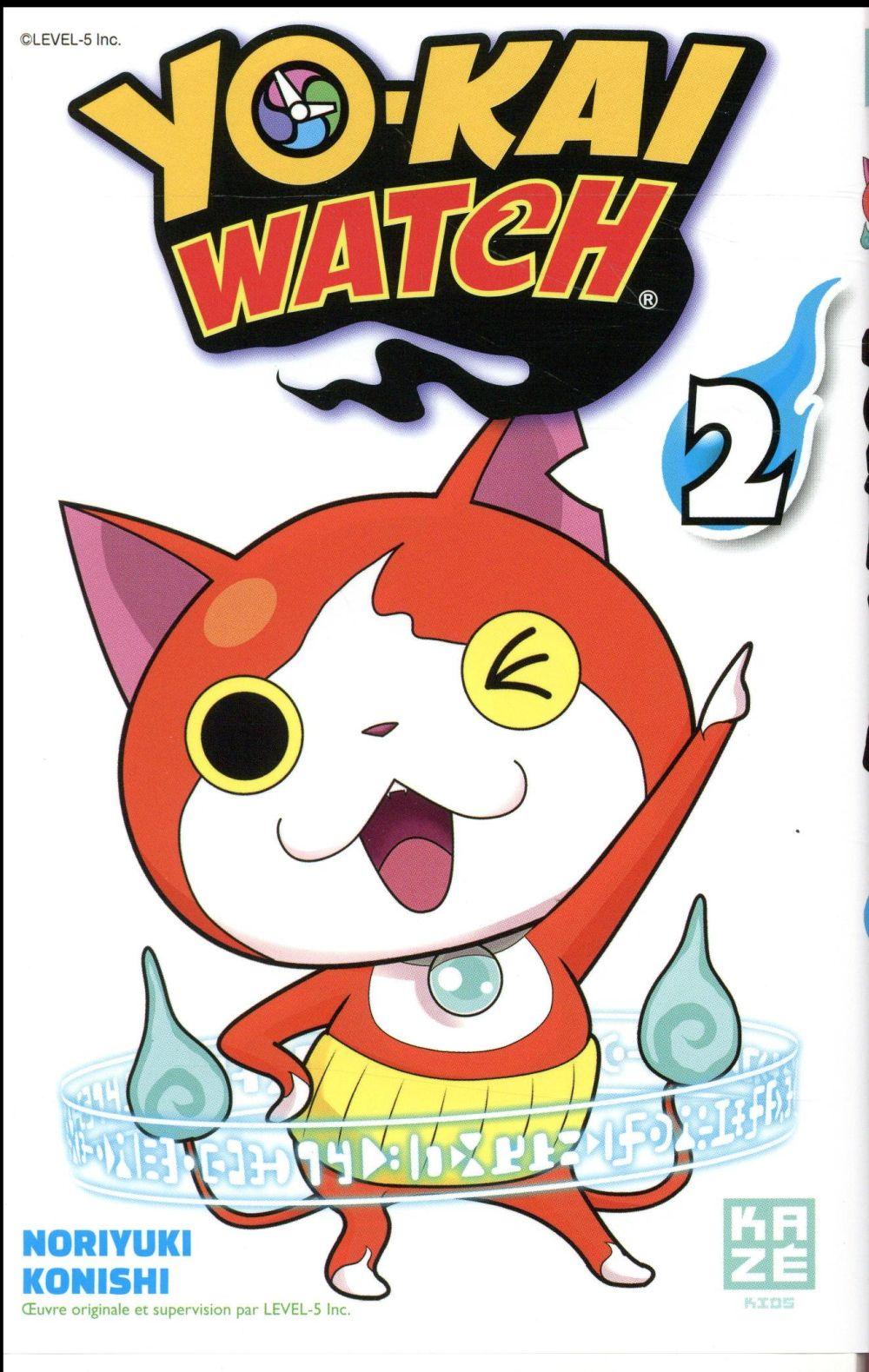 YO-KAI WATCH T02 KONISHI NORIYUKI