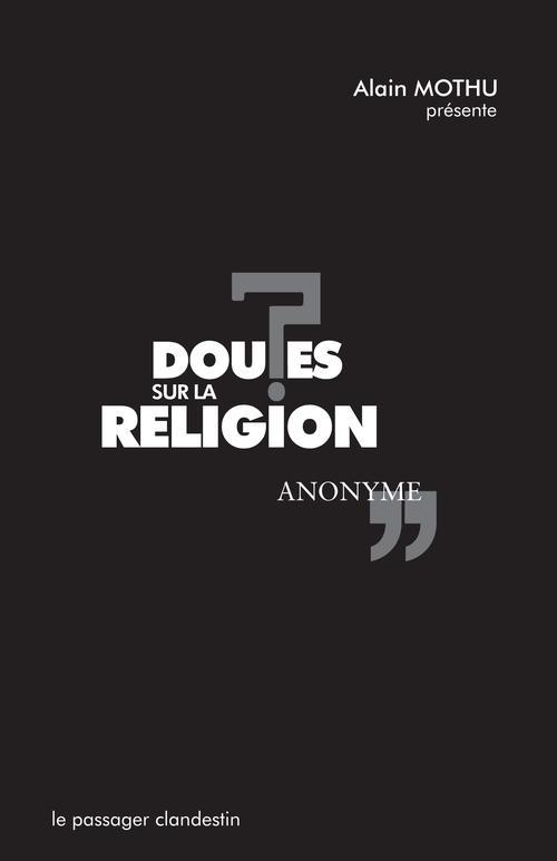 Doutes sur la religion