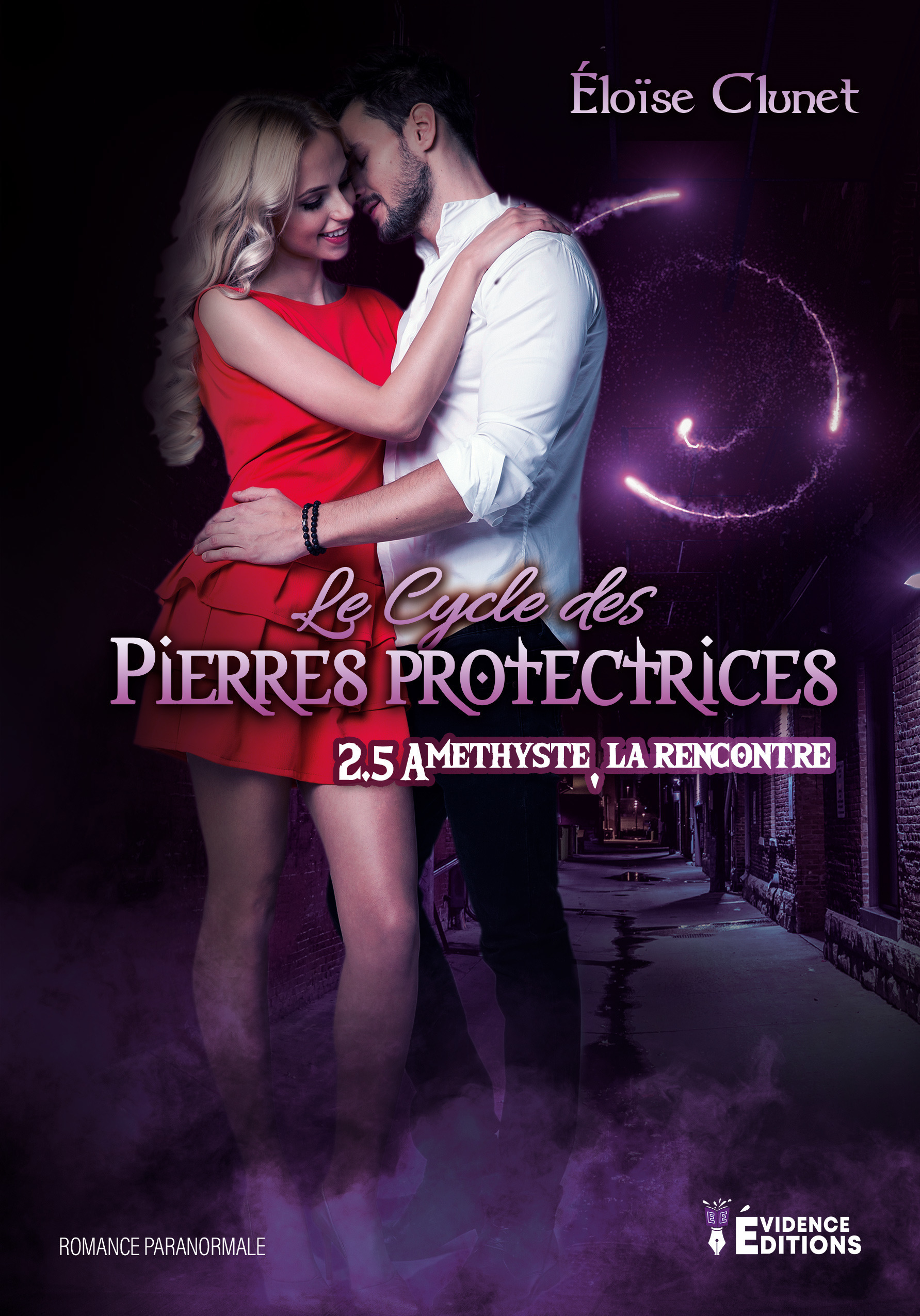 Le cycle des pierres protectrices tome 2,5