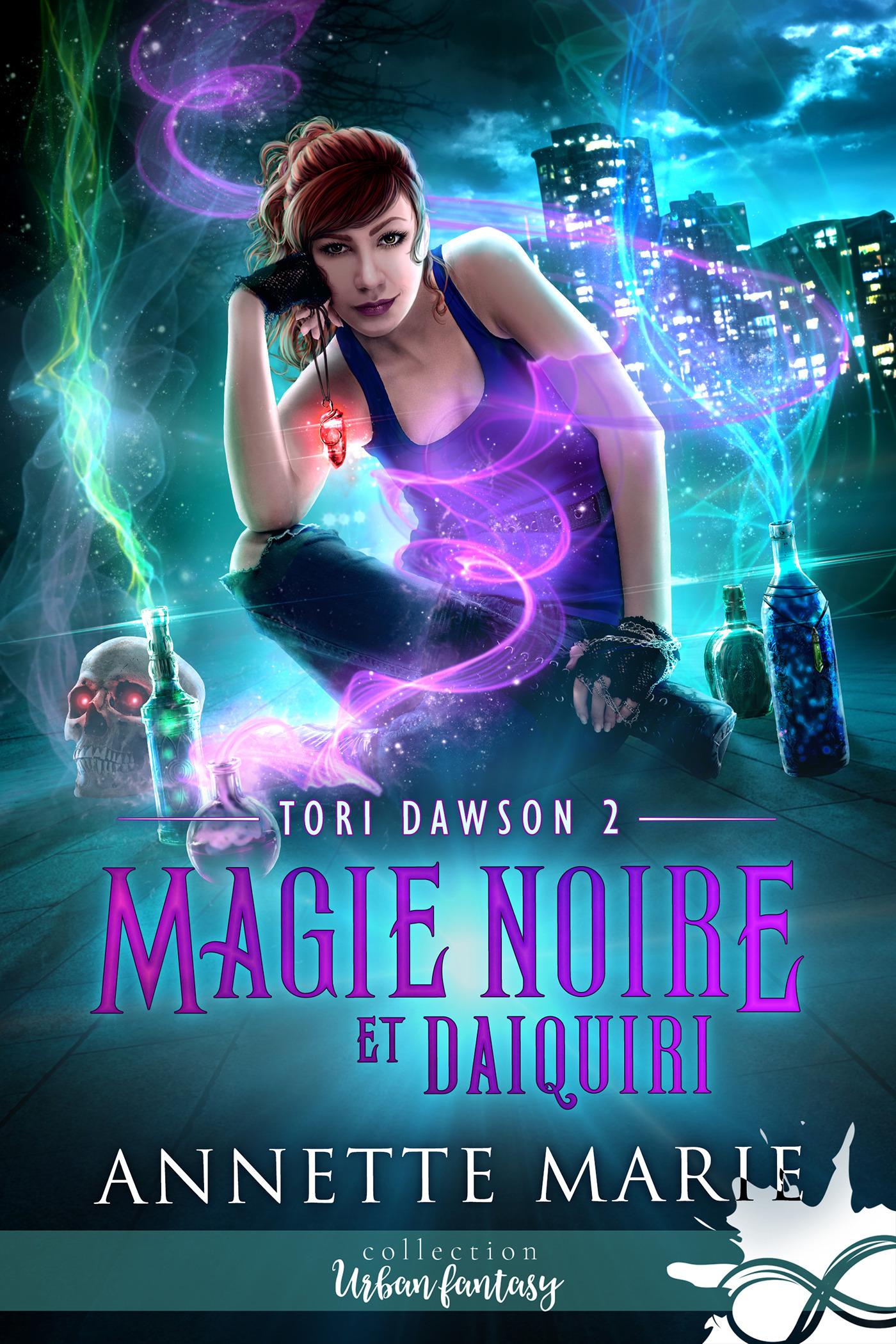 Vente EBooks : Magie noire et Daiquiri  - Marie-Annette