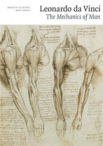 Leonardo da vinci the mechanics of man (paperback)