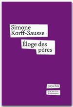 Vente EBooks : Eloge des pères  - Simone KORFF-SAUSSE