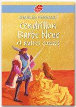 Vente Livre Numérique : Cendrillon / Barbe Bleue et autres contes - Texte intégral  - Charles Perrault