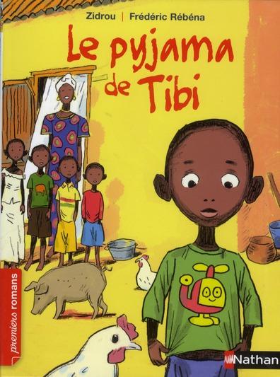 Le pyjama de Tibi