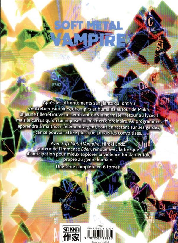 Soft metal vampire T.4