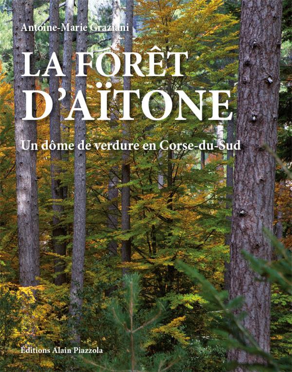 LA FORET D'AITONE  -  UN DOME DE VERDURE EN CORSE DU SUD