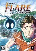Vente Livre Numérique : Flare Zero T02  - Salvatore Nives