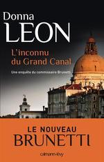 Vente Livre Numérique : L'Inconnu du grand canal  - Donna Leon