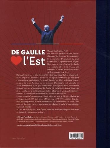 de Gaulle, l'homme de l'est