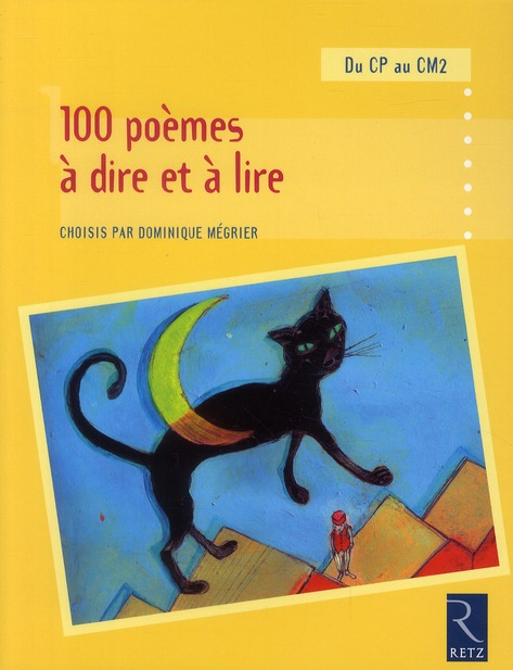 100 Poemes A Dire Et A Lire Du Cp Au Cm2