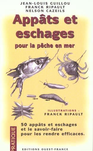 Appats Et Eschages Pour La Peche En Mer