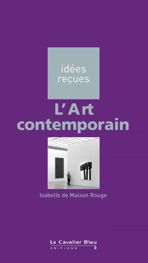 L'art contemporain (3e édition)